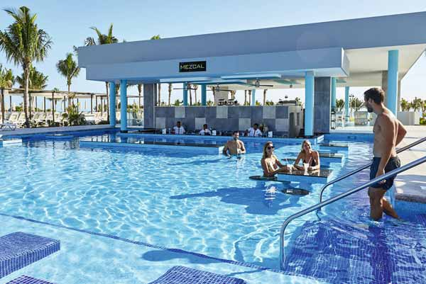 Accommodations - Hotel Riu Dunamar - All-Inclusive - Isla Mujeres, Mexico